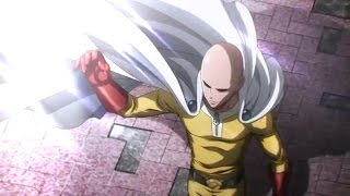 One Punch Man [AMV] Eye of the Storm