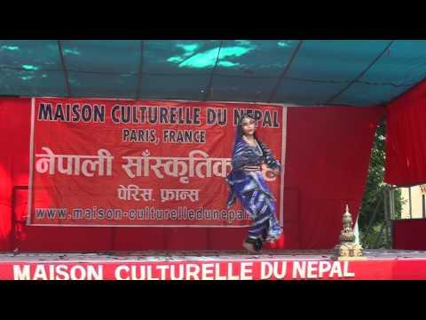 Neejoo Shrestha in Nepali Classical dance