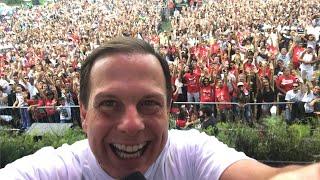 João Doria anuncia música Gospel na Virada Cultural discute sobre o Carnaval de Rua 2018