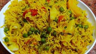 kisi biryani se Kam nahi yeh masala matar pulao | masala pulao recipe | masala matar pulao recipe |