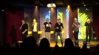 (Acapella LIVE) Let's Get It Started - Black Eyed Peas | GooseBumps
