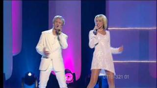 Fame - Give me your love (Melodifestivalen 2003 Sverige - Eurovision Song Contest 2003 Sweden)