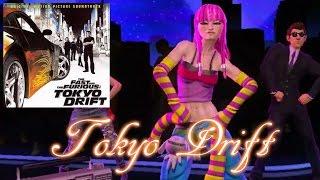 Dance Central-Tokyo Drift by Teriyaki Boyz [FANMADE]