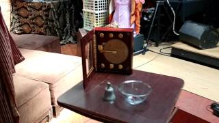 4 electro-mechanical music boxes with reversed discs