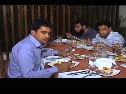 WebbMason visits the Bangladesh Team