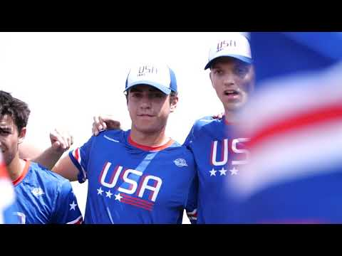 Video Thumbnail: 2019 WFDF World U-24 Championships: Team USA Highlights, Part 2