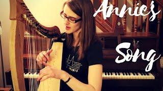 Annie's Song - John Denver | Harp & Voice Cover