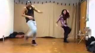 Worst Behavior Choreography