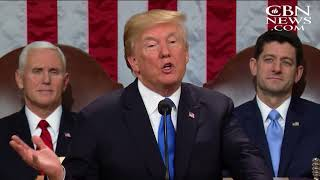 'The Motto Is In God We Trust': Trump Makes a Bold Stand for Faith at State of Union
