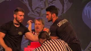 Final LEFT| Senior MEN 75 kg | WORLDS CHAMPIONSHIP 2017