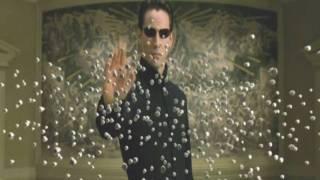 Neo stops bullets (HD-720p)