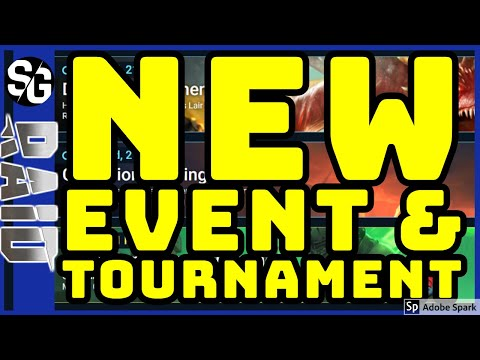 RAID SHADOW LEGENDS | NEW EVENT & TOURNAMENT