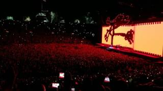U2 Rose Bowl 2017 Where The Streets Have No Name