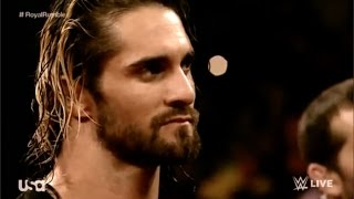 Seth Rollins (Headstrong)