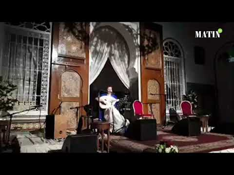 Waed Bouhassoun en concert au 40ème Moussem Culturel International d'Assilah