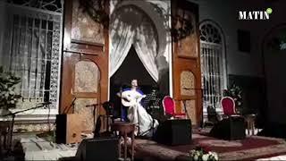 Waed Bouhassoun en concert au 40ème Moussem Culturel International d'Assilah