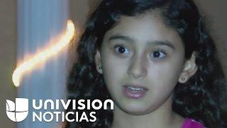 Niña hispana de 11 años ayuda a la policía a atrapar a ladrones que robaron su casa