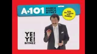 Müslüm Gürses - A101 Reklamı - Ye Ye Bitmez
