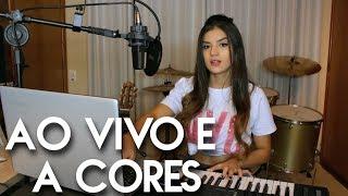 Ao Vivo E A Cores - Matheus e Kauan ft. Anitta (Cover Amanda Lince)