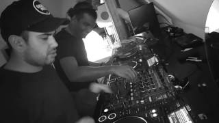 Stush & Deep Noiz - Opwarmset Mixstarz HQ - 8 Maart