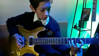 Cranial Contraption Grade 6 RockSchool Guitar George MD MUSIC TUITION NORWICH 20/11/17