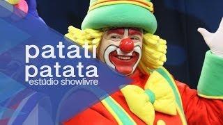"""Patati Patatá em """"Mundo encantado"""" no Estúdio Showlivre 2013"""