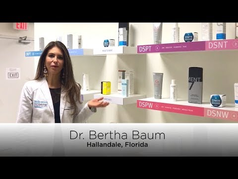 What Dr. Baum Enjoys About Skin Type Solutions