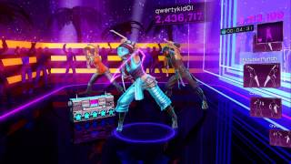 Dance Central 3 - Calabria 2008 (Hard) - Enur ft. Nastasja - Gold Stars