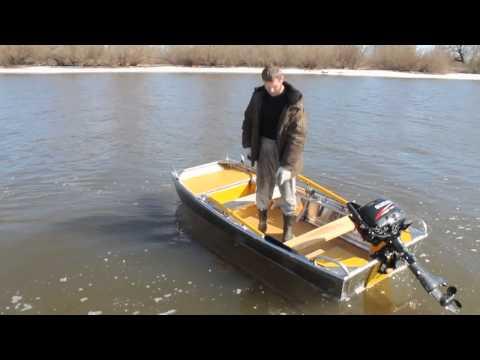 волокуша для рыбалки с лодки