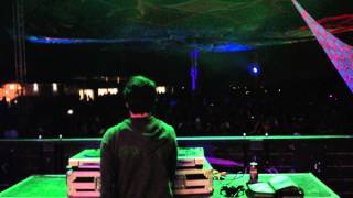 DJ HATTA(GRASSHOPPER RECORDS.JP)@CLOVER FESTIVAL_MEXICO