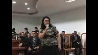 6º Congresso de Mulheres da IEADEJG - Ministério Novas de Paz