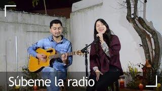 Súbeme la radio - Enrique Iglesias ft.Descemer Bueno, Zion & Lennox (COVER)