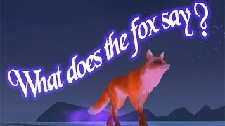 What does the fox say [PWI music video]