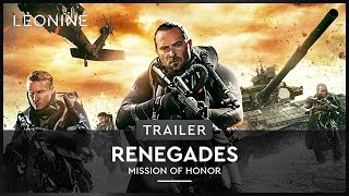 Renegades - Mission of Honor - Trailer (deutsch/ german; FSK 12)