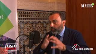 L'Info en Face avec Hicham Mellakh, vice-président de la commission Logistique-CGEM