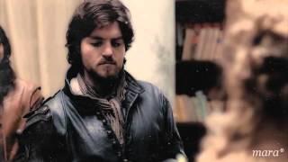 The Musketeers • Ninon & Athos