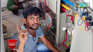 Transfer To  electrical panel Board Wiring Connection | Hindi & Urdu | MTV Skills