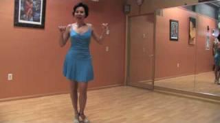 Bailes de salón : Merengue básico