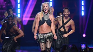 Britney Spears Belts Out 'Happy Birthday' Live After Saying She Doesn't Lip Sync -- Watch!