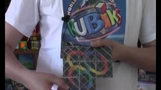 Hogyan rakjuk ki a bűvös négyzetek logikai játékot? 1. rész