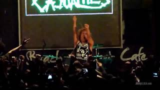 The Casualties - Punx & Skins + Blitzkrieg Bop [Ramones cover] (Live in Jakarta, 10 December 2011)