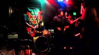 "Jimmy Angel & the Jason Gutierrez 3 ""Boney Maroney"" Live at The SmokeHouse 8/1/2015"