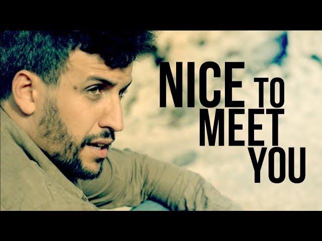 """Vídeo oficial de """"Nice to Meet You"""" de Agus Llamazares"""