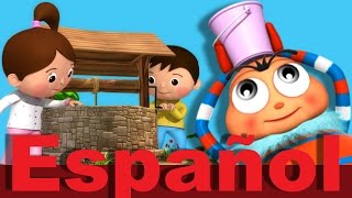 Jack y Jill | Canciones infantiles | LittleBabyBum