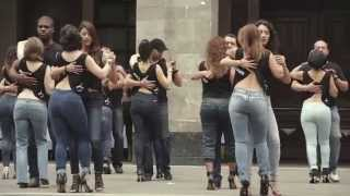 International Kizomba Flashmob Mexico by Kizomba Woman (Official Video)