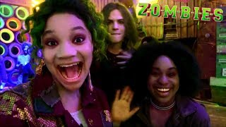 Disney ZOMBIES | Behind The BAMM
