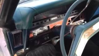 My 1970 chevy impala