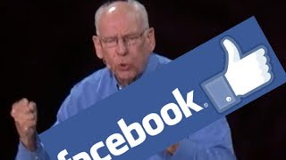 Oops! Ted Cruz's Pastor Father Explains Facebook Porn: I Was Hacked!