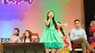 """""""Langit Lupa"""" Grand Presscon with Esang singing the theme song"""