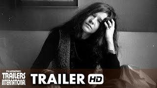 Janis: Little Girl Blue Official Trailer (2015) - Janis Joplin Documentary HD